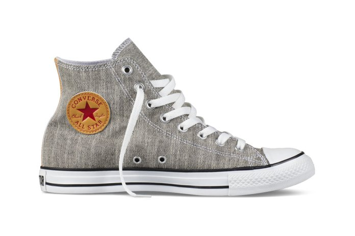 Converse Chuck Taylor All-Star Hi Chambray