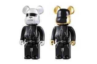 Daft Punk x Medicom Toy 1000% Bearbricks