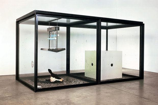 Damien Hirst Retrospective @ Tate Modern