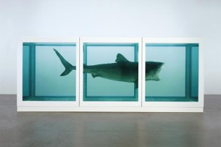 Damien Hirst Website Launched