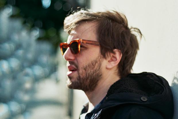 Daniel Beckerman: SUPER Sunglasses