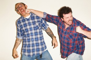 Danny McBride Shot by Terry Richardson