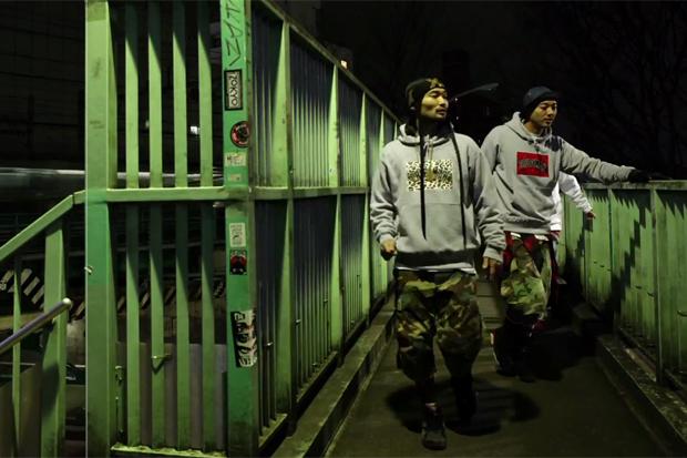 DEXPISTOLS feat. RYO the SKYWALKER - Mid Night City | Video