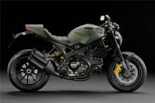 Diesel x Ducati Monster 1100 EVO