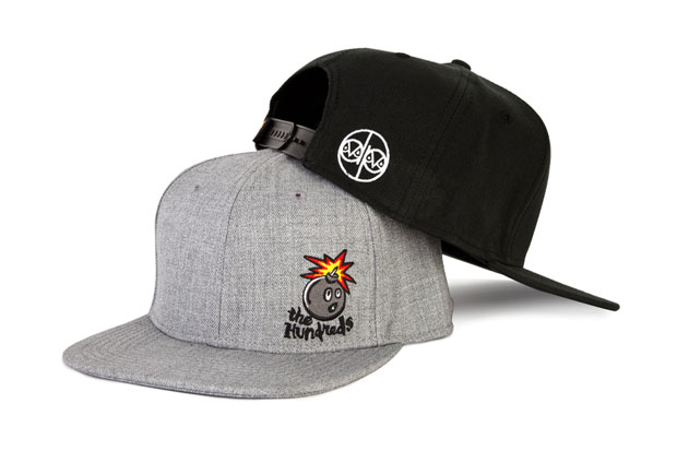 Don Pendleton x The Hundreds Capsule Collection Snapback