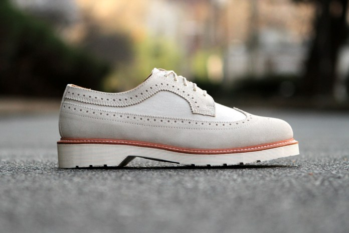 Dr. Martens 2012 Spring/Summer Alfred Porcelain Shoe