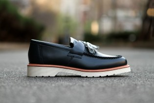 Dr. Martens 2012 Spring/Summer Barrett Navy Loafer