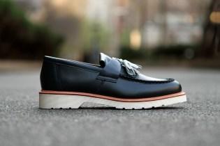 Dr. Martens 2012 Spring/Summer Barrett Navy Loafer