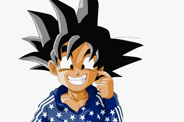 Dragon Ball Z x HMN ALNS