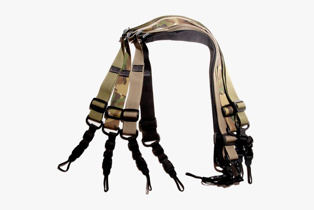 dsptch heavy camera sling strap