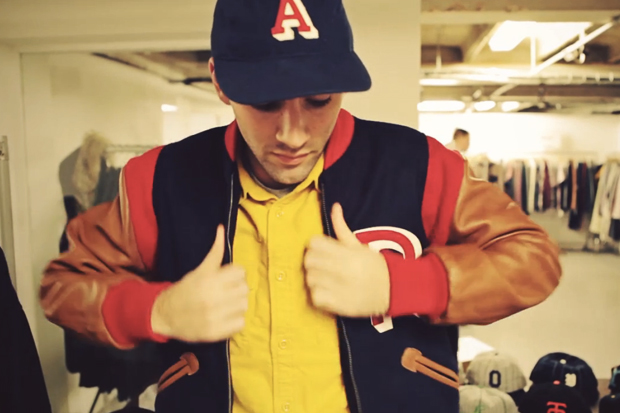 Ebbets Field Flannels 2012 Fall/Winter Collection Preview