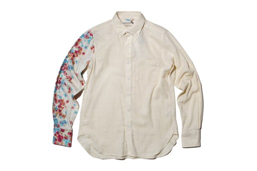 EOTOTO 2012 Spring/Summer Floral Shirt