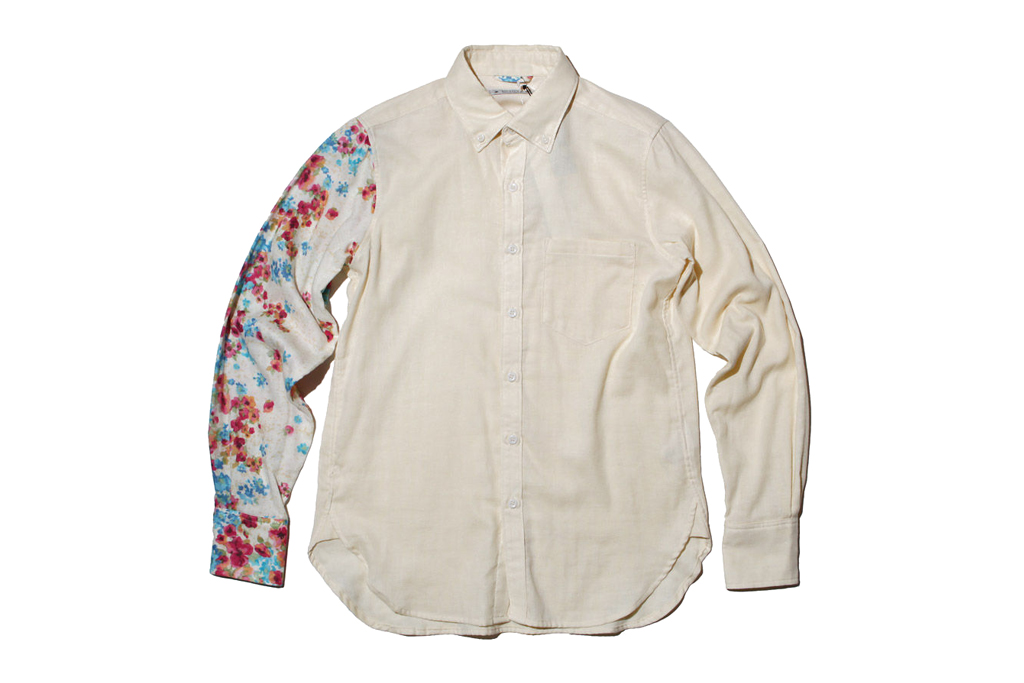 eototo 2012 spring summer floral shirt
