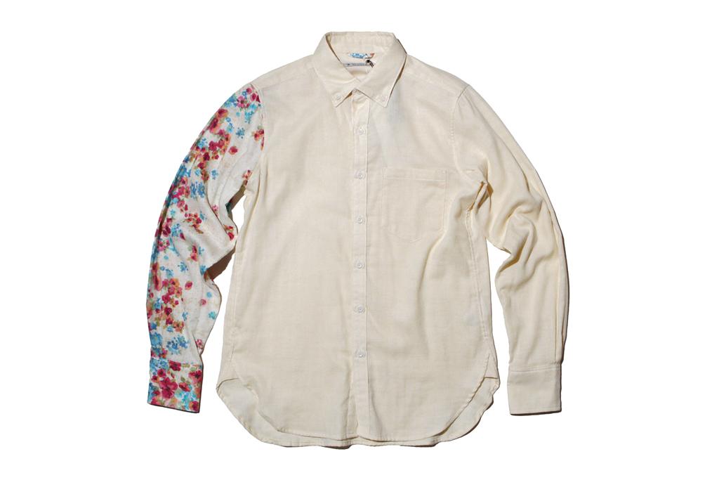 EOTOTO 2012 Spring/Summer Floral Shirt