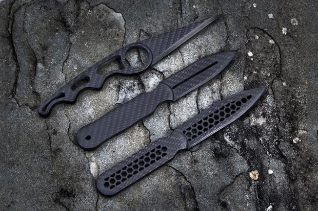 Escort Carbon Fiber Daggers
