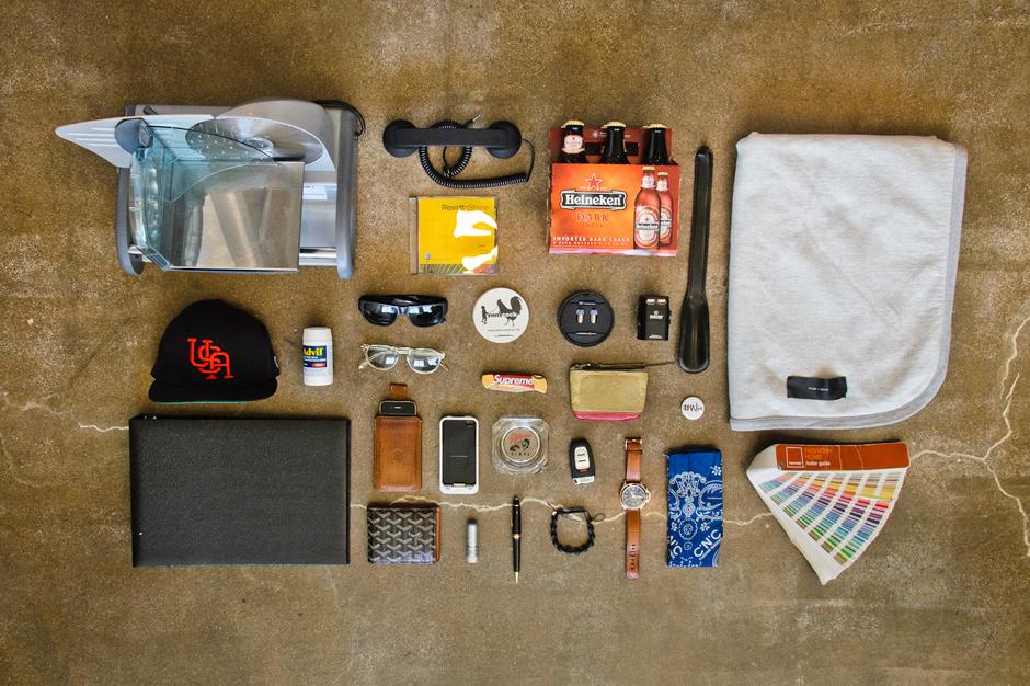 Essentials: Jon Buscemi