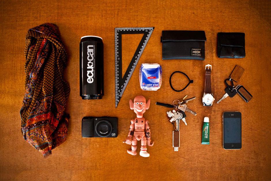 Essentials: Michael Lau