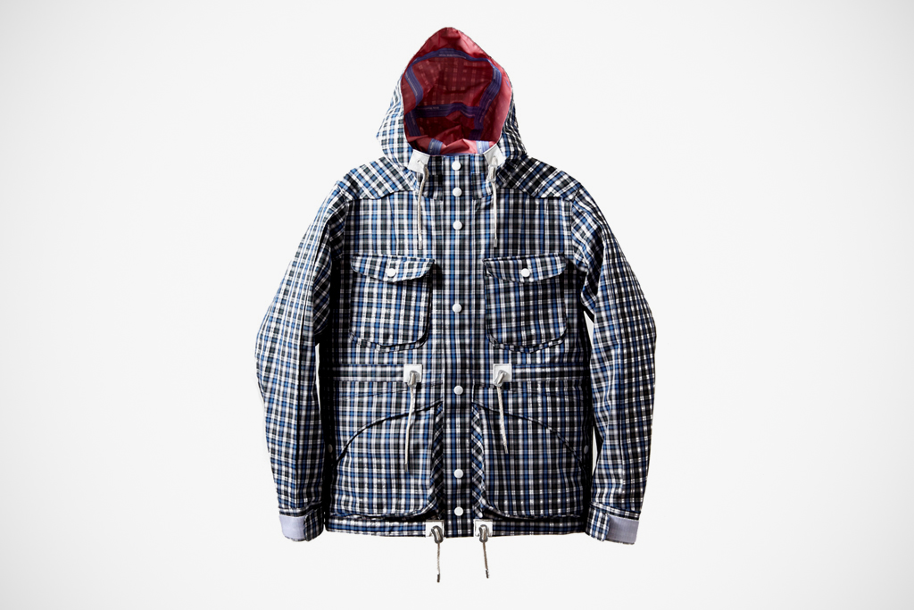 eyescream x white mountaineering 2012 spring summer capsule collection