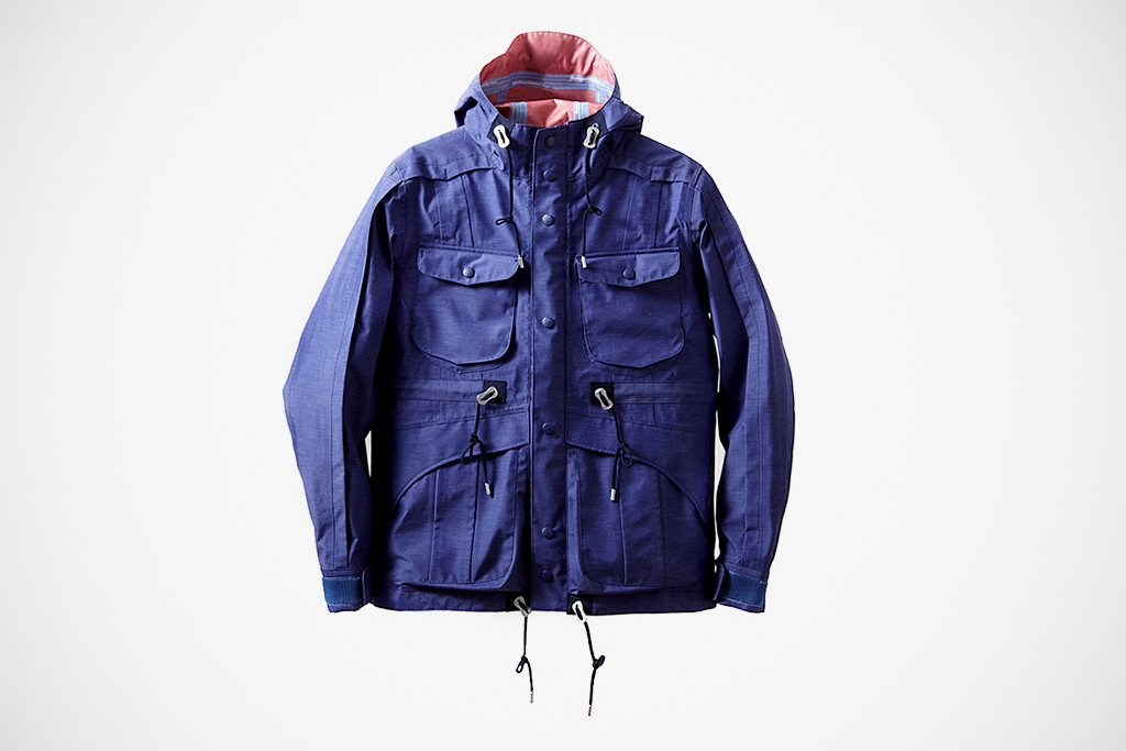 EYESCREAM x White Mountaineering 2012 Spring/Summer Capsule Collection