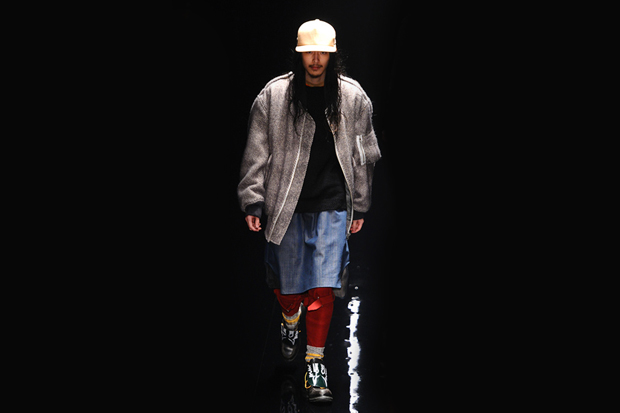 FACETASM 2012 Fall/Winter Collection