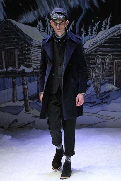 FACTOTUM 2012 Fall/Winter Collection
