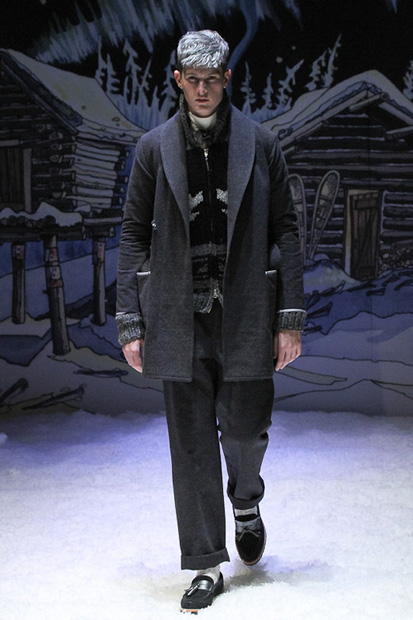 factotum 2012 fall winter collection