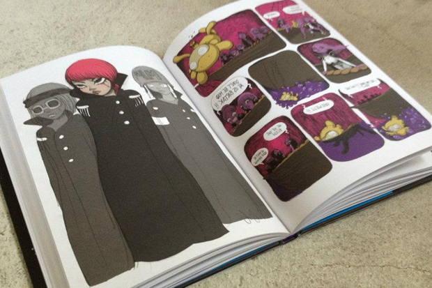 Fafi: The Carmine Vault Book Preview
