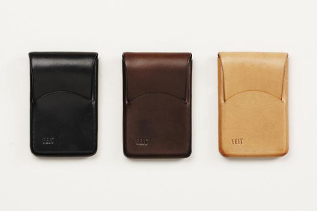 FEIT 2012 Hand Made Florentine Wallet Collection