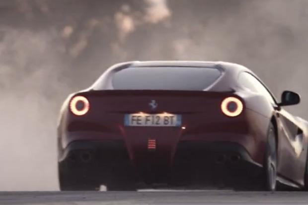 Ferrari F12 Berlinetta Video