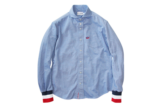 Barneys NYC x FLAPH Bespoke Shirt