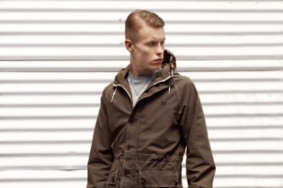 """Fred Perry Authentic 2012 Spring/Summer """"Track and Field"""" Collection"""