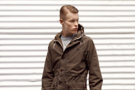 "Fred Perry Authentic 2012 Spring/Summer ""Track and Field"" Collection"
