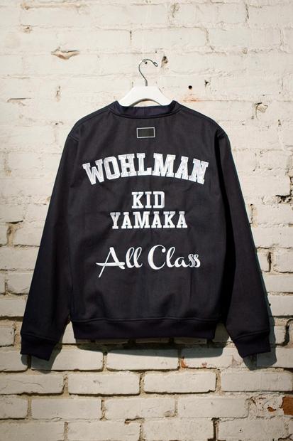 Freshjive Zachary Wohlman Custom T-Shirt & Cardigan