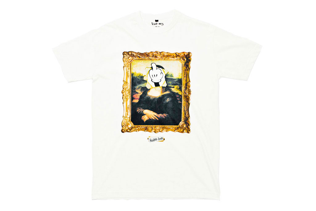 fuck art and kiss 2012 spring summer made in france collection