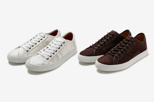 Geoffrey.B.Small Recycling Collection Sneaker