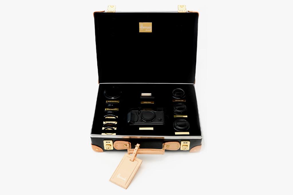 Globe-Trotter x Fujifilm X-Pro1 Camera Case Harrods Exclusive