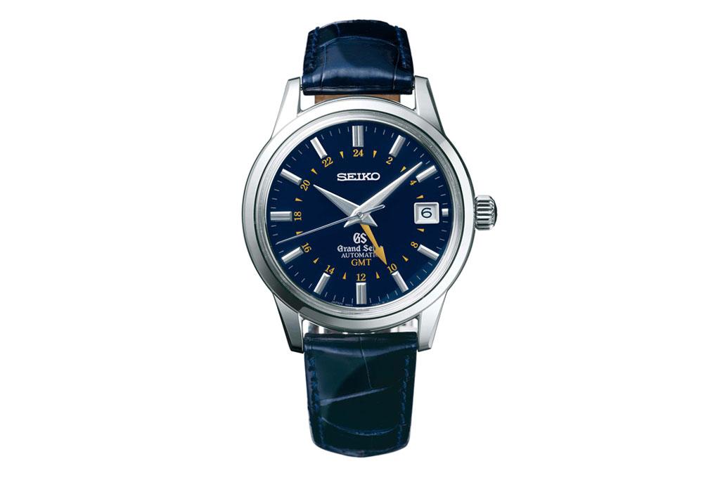 Grand Seiko GMT Anniversary Edition