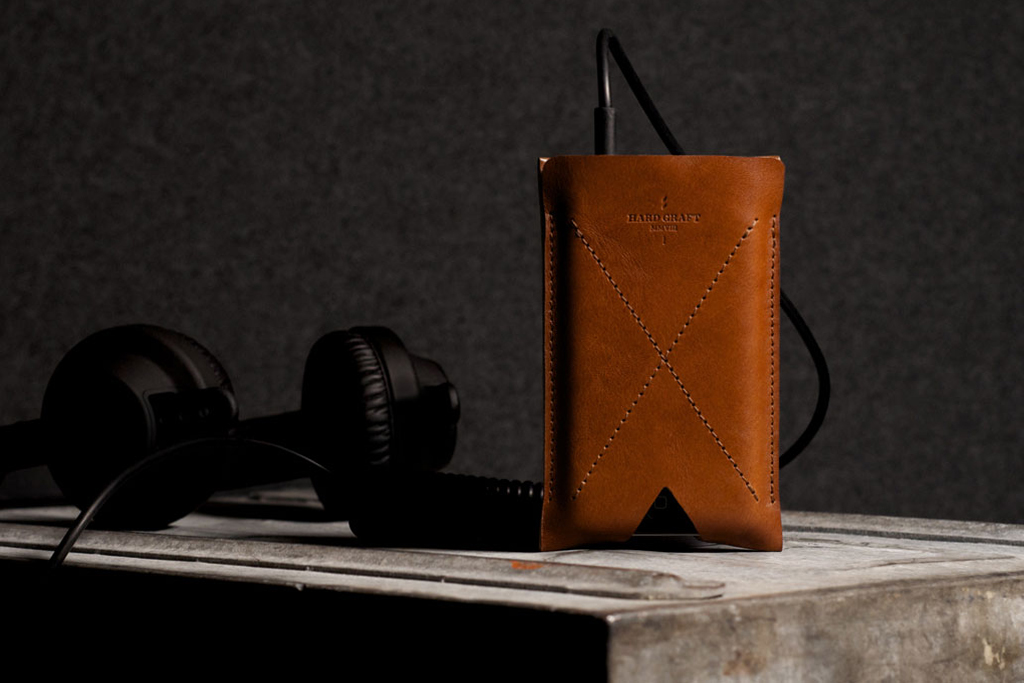 hard graft Phone Card Case / Heritage