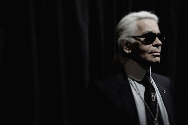 Harper's BAZAAR: 24 Hours With Karl Lagerfeld