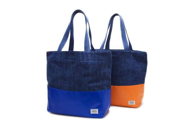 Head Porter Isetan Exclusive Tote Bags