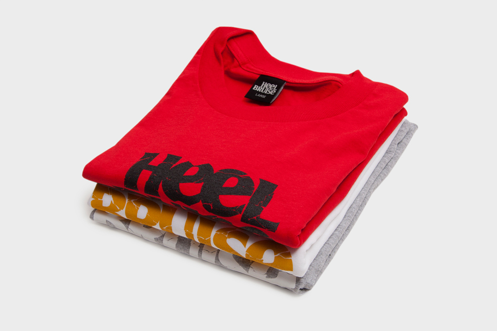 Heel Bruise 2012 Spring T-Shirts