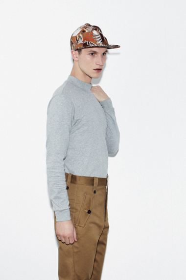 Hemma Magazine: COMMON Affairs 2012 Fall/Winter Collection