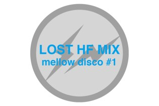 Hiroshi Fujiwara: 'LOST MIX' Mellow Disco #1