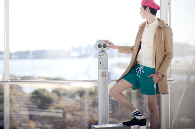 honeyee mr gentleman 2012 spring summer editorial
