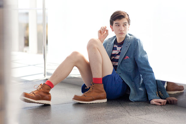 honeyee: Mr.GENTLEMAN 2012 Spring/Summer Editorial