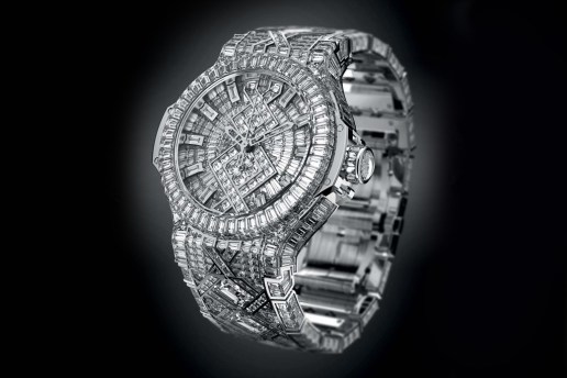 "Hublot ""$5 Million"" Watch"