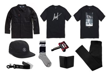 HUF 2012 Spring Collection Part 2