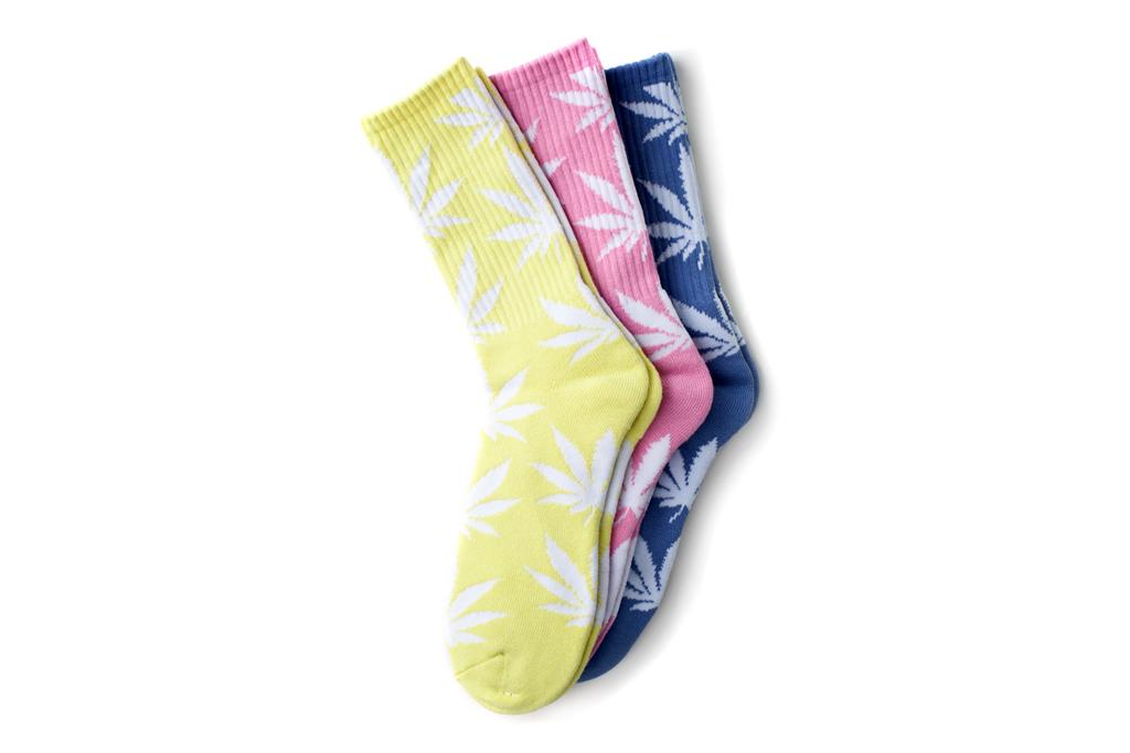 HUF 2012 Spring/Summer Pastel Plantlife Socks