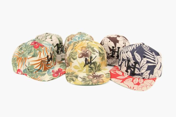 HUF Hawaiian Snapback Pack