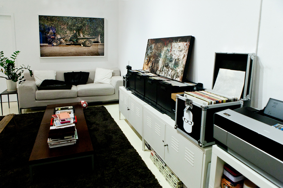 HYPEBEAST Spaces: Suitman Studios
